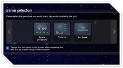 Play the game - game creator e-learning app